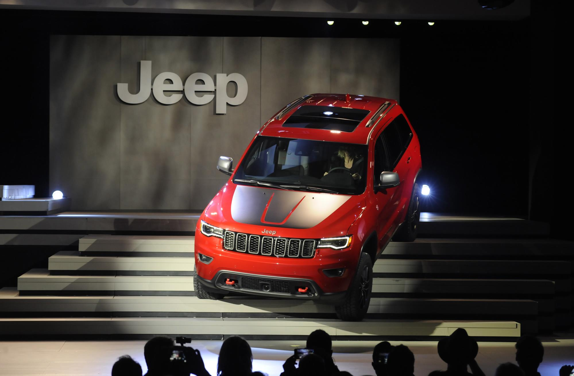 27 Photos 2017 Jeep Grand Cherokee