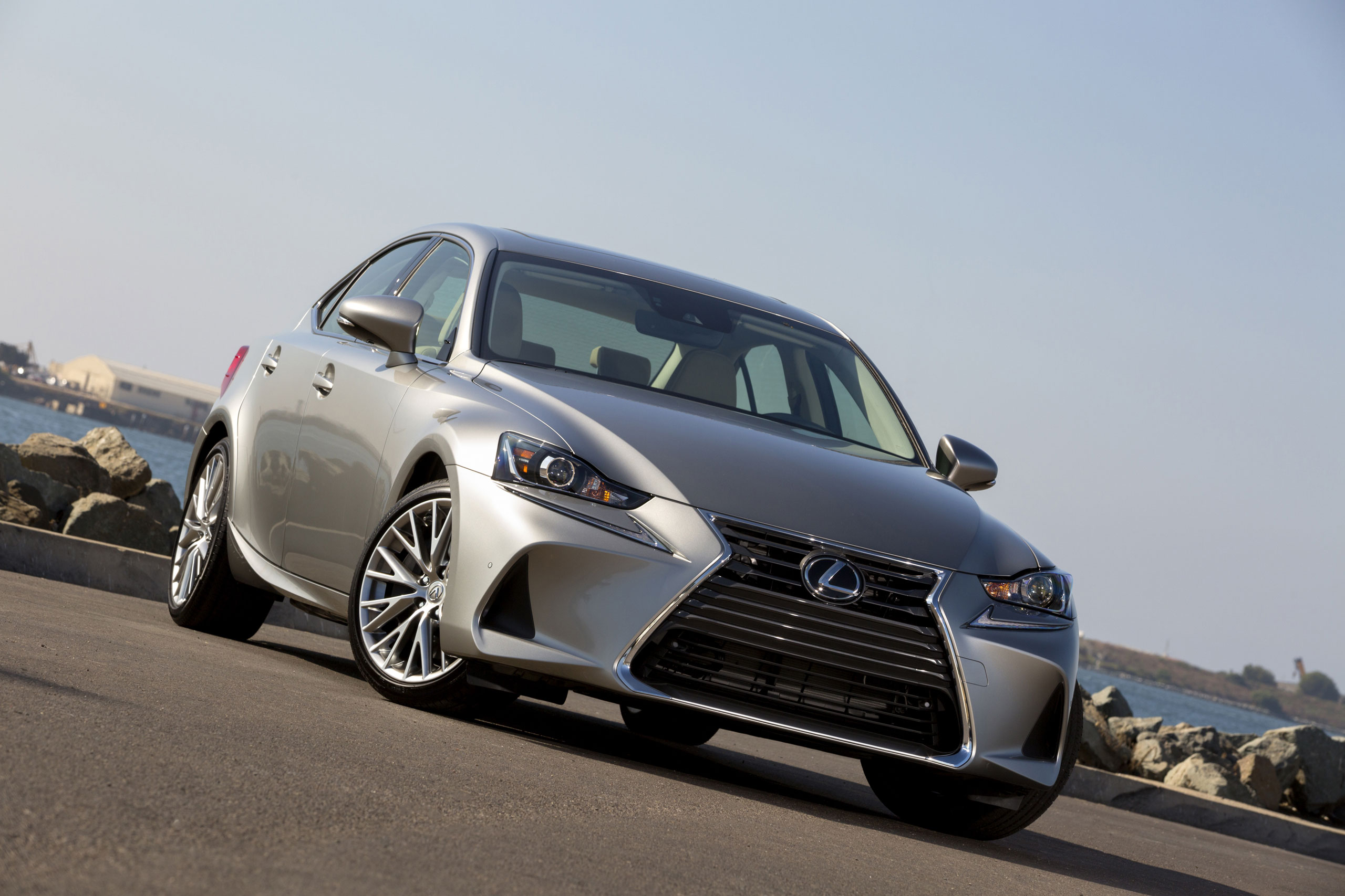 2017 Lexus Is And F Sport Launched With Fresh Commercials