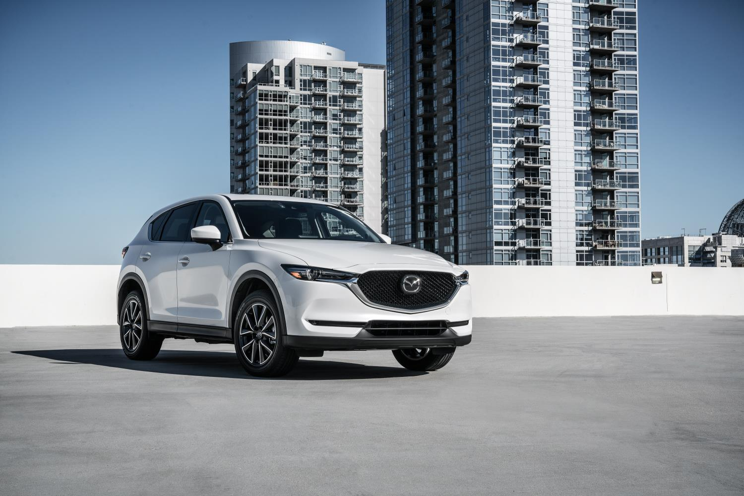 2017 mazda cx 5 price announced for u s market 24 045 autoevolution. Black Bedroom Furniture Sets. Home Design Ideas