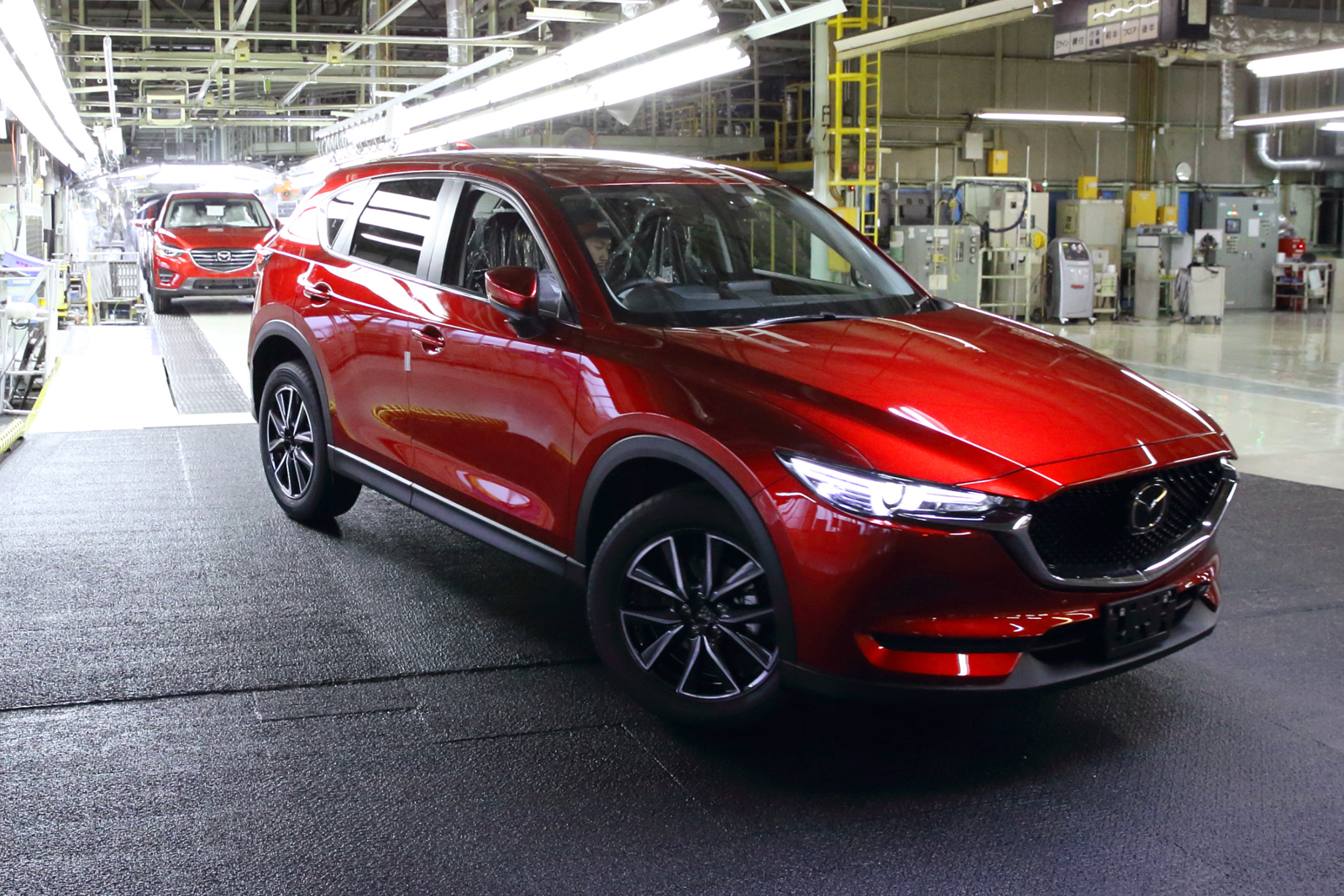 Mazda Cx 5 Diesel Release Date >> 2017 Mazda Cx 5 Starts Production Japanese On Sale Date Set For