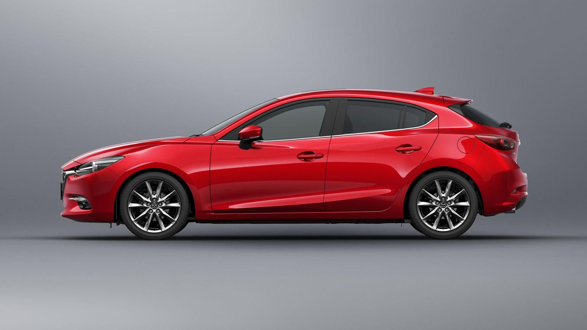 2017 Mazda Axela Mazda3