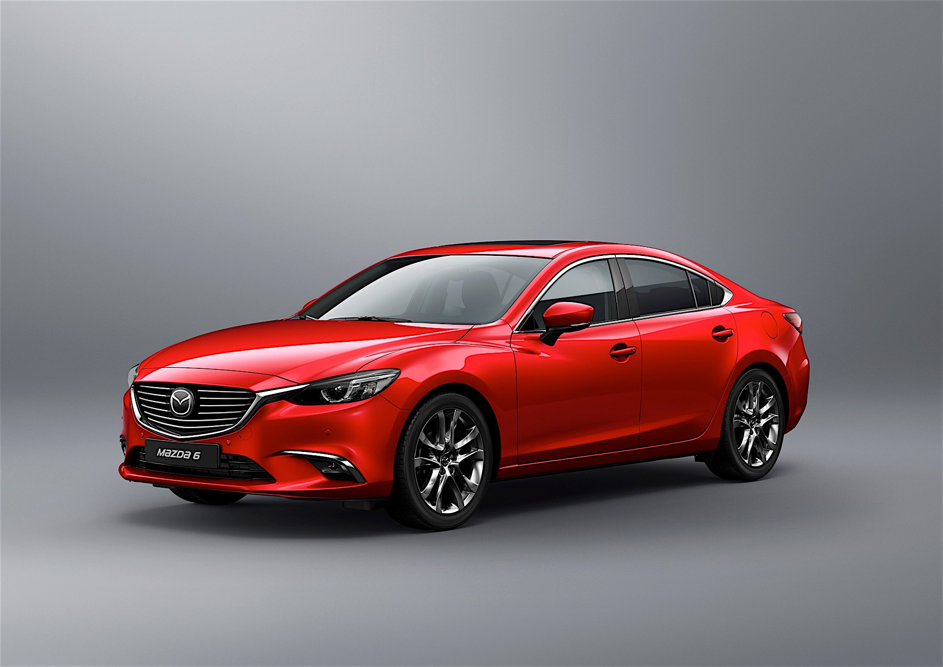 2017 mazda6 will be launched in europe this autumn has g. Black Bedroom Furniture Sets. Home Design Ideas