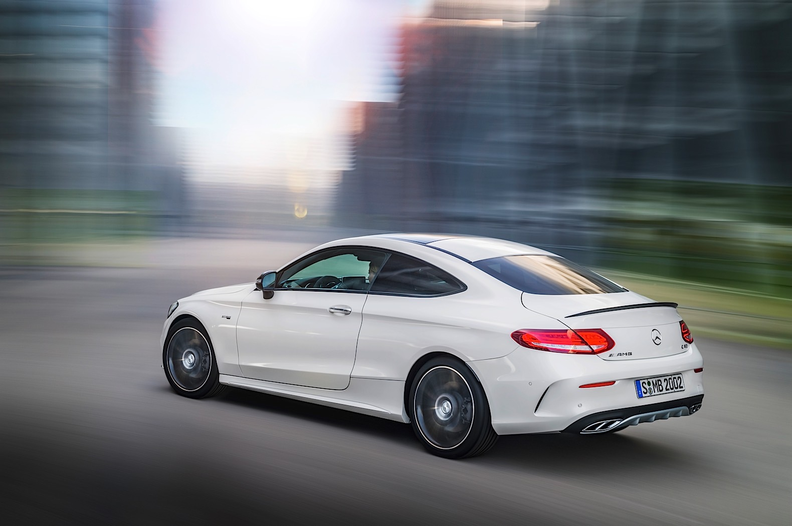 2017 mercedes amg c 43 4matic coupe is a c 450 amg sport. Black Bedroom Furniture Sets. Home Design Ideas