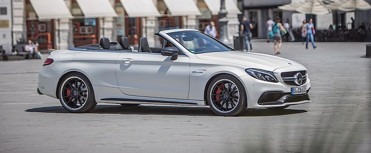 2017 mercedes benz c class cabriolet a205 priced in the. Black Bedroom Furniture Sets. Home Design Ideas