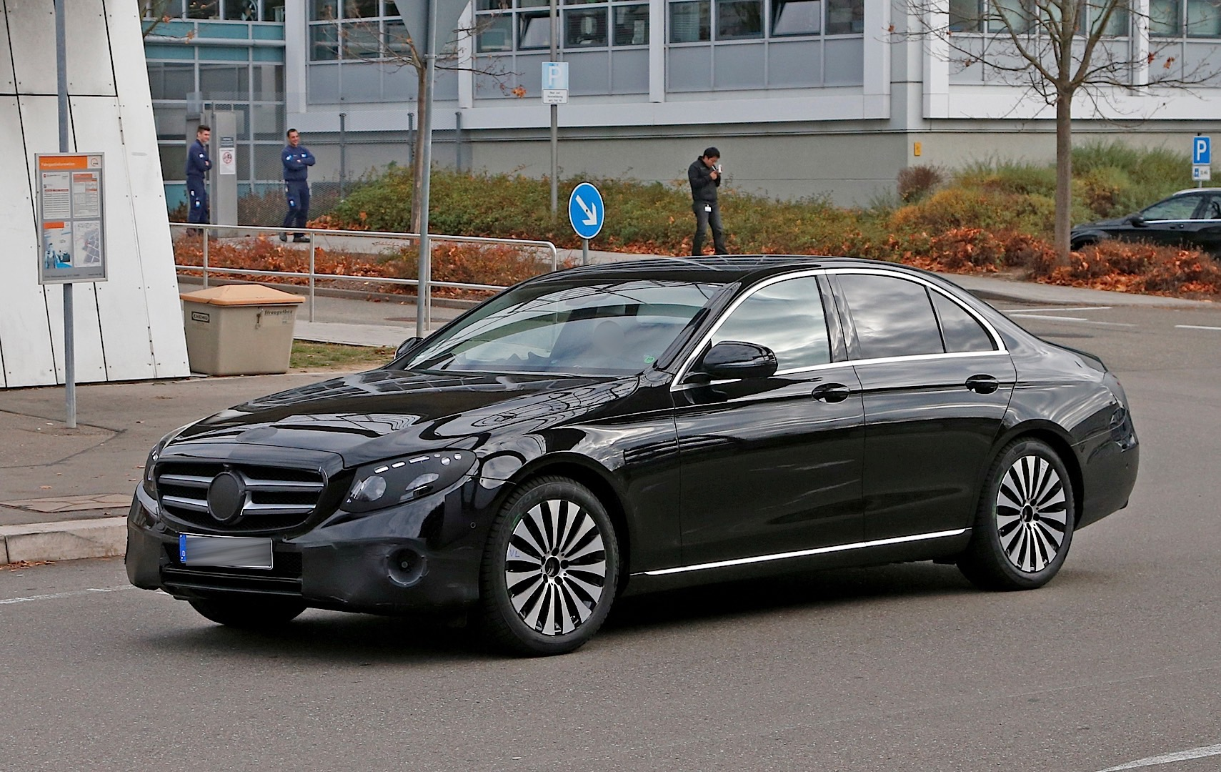 2017 mercedes benz e class confirmed for 2016 detroit for New e series mercedes benz