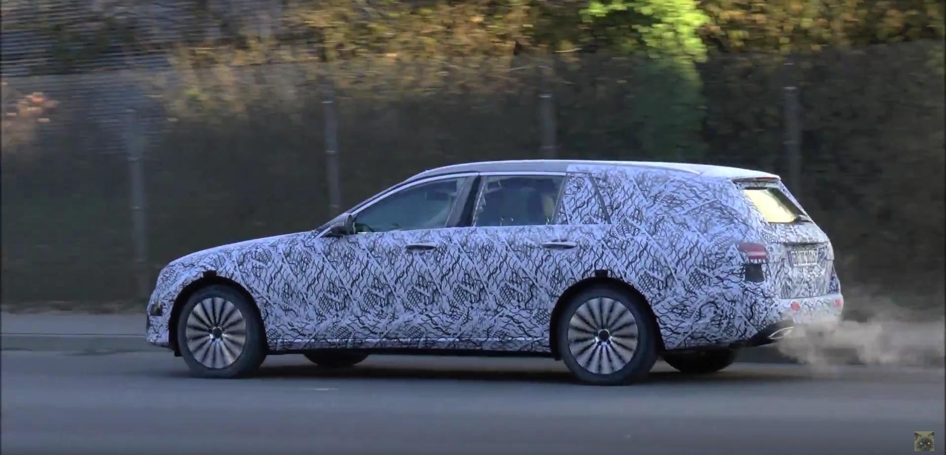 2017 mercedes benz e class t modell wagon makes latest for Mercedes benz m class 2017