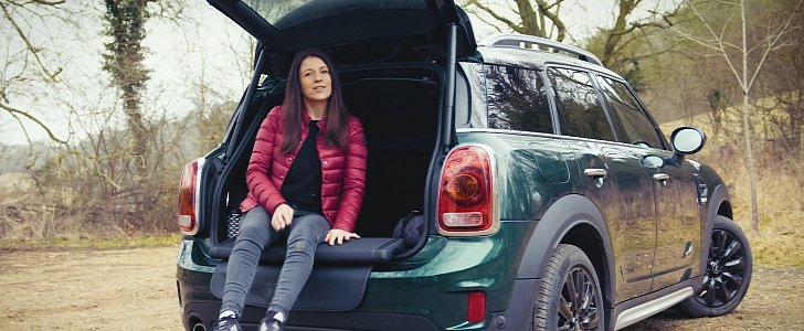 2017 mini countryman finally gets uk review from carbuyer   autoevolution