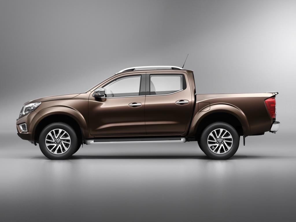 Toyota Tundra Diesel >> 2017 Nissan Navara NP300 Gets Euro 6-Compliant Diesel ...
