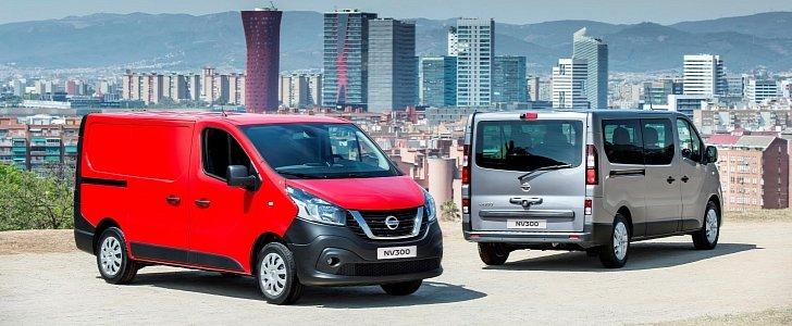 Best Car Warranty >> 2017 Nissan NV300 Replaces Primastar Van - autoevolution