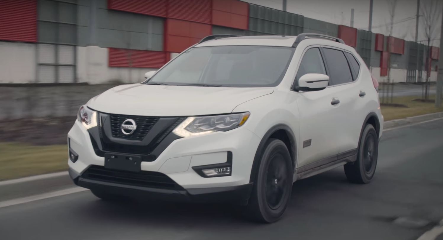review watch and nissan rogue test road youtube