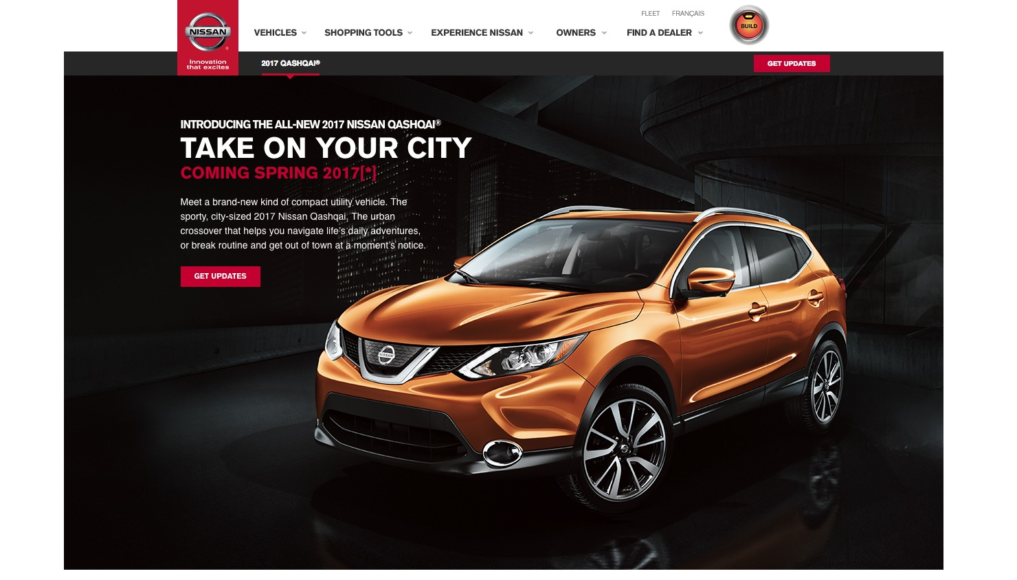 2017 Nissan Rogue Sport Named Qashqai In Canada, Because ...