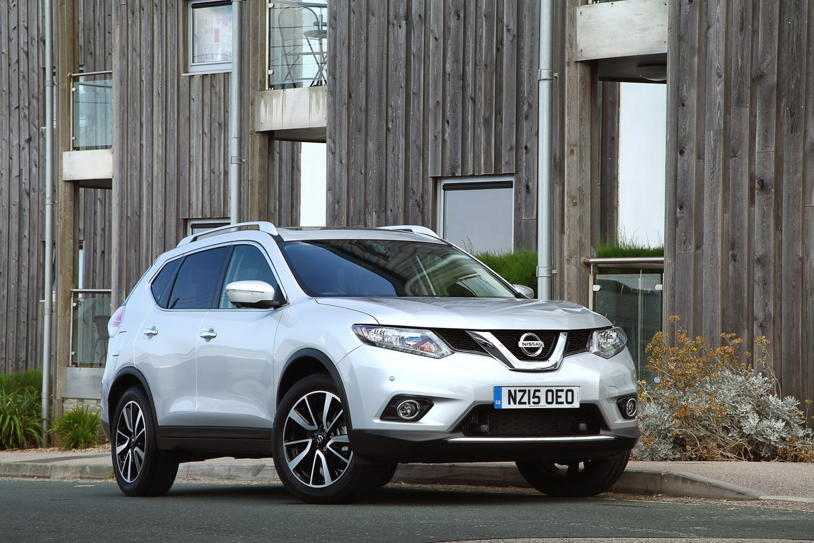 2017 nissan x trail gets 2 0 liter diesel in europe thanks to the koleos autoevolution. Black Bedroom Furniture Sets. Home Design Ideas