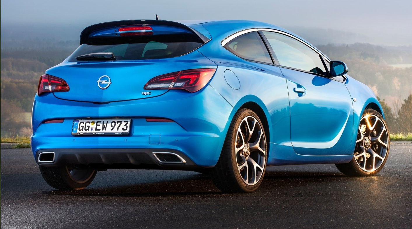 2017 opel astra opc confirmed with 280 hp 1.6-liter turbo engine