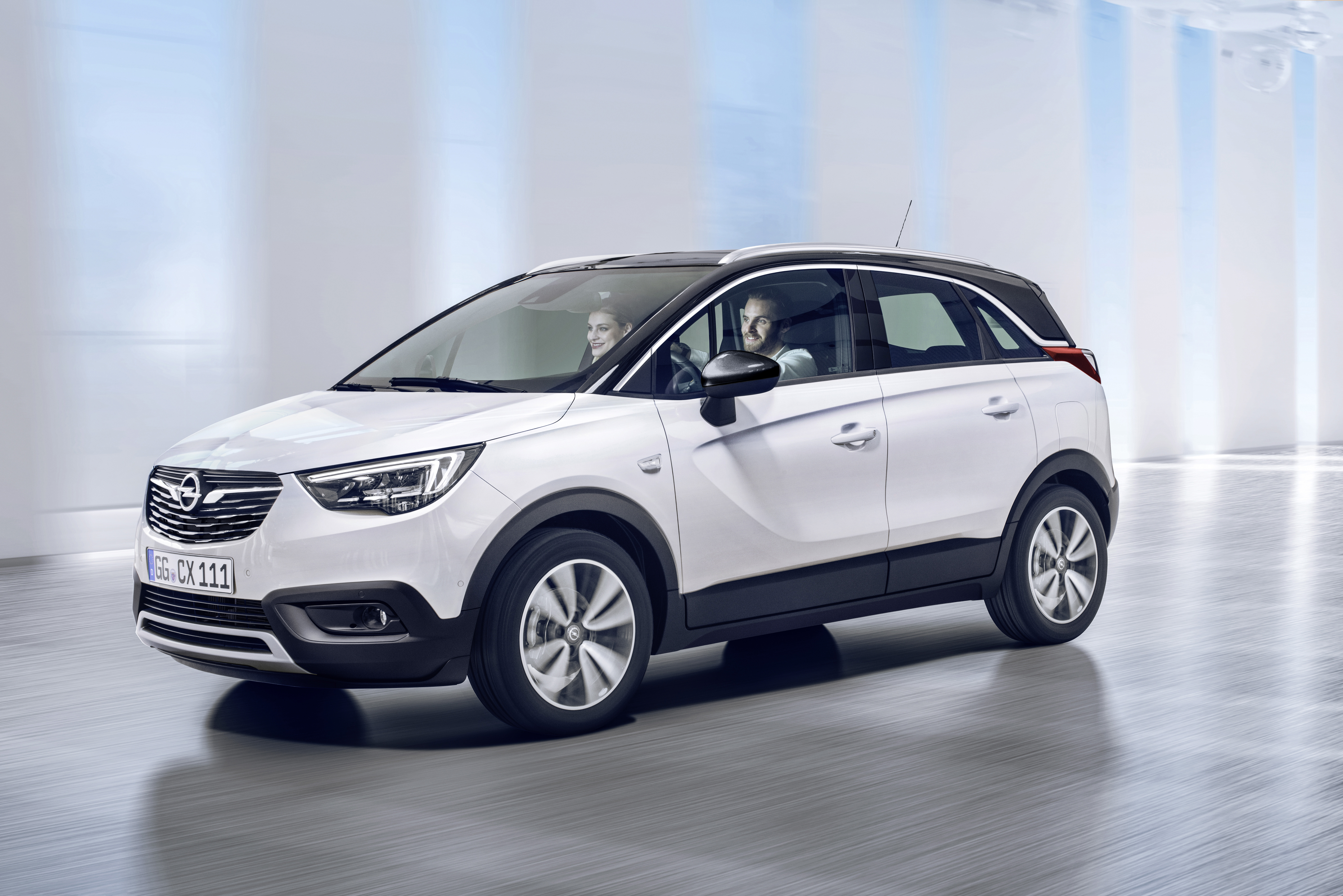 2017 Opel Crossland X Goes Official, On Sale This Summer - autoevolution