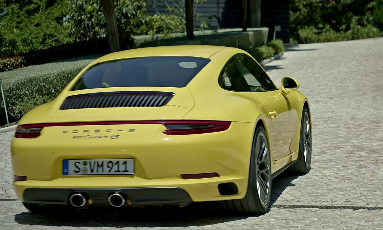 2017 Porsche 911 Carrera Nose Lift Explained The