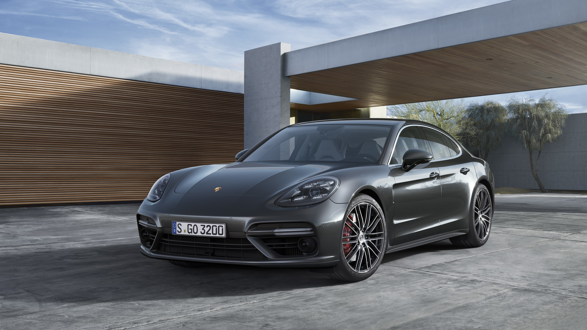 2017 Porsche Panamera Finally Stands For The Four Door 911 We Ve Always Wanted