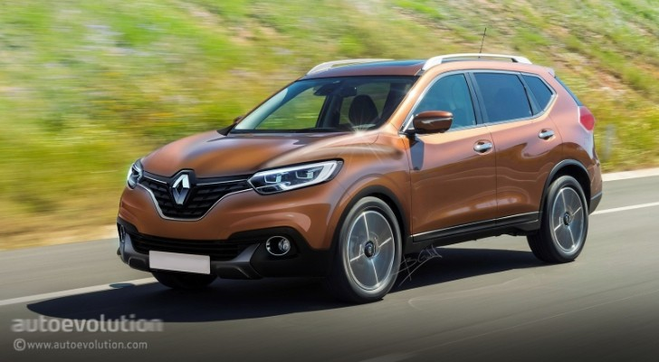 2017 Renault Koleos Under Development as 7-Seater ...