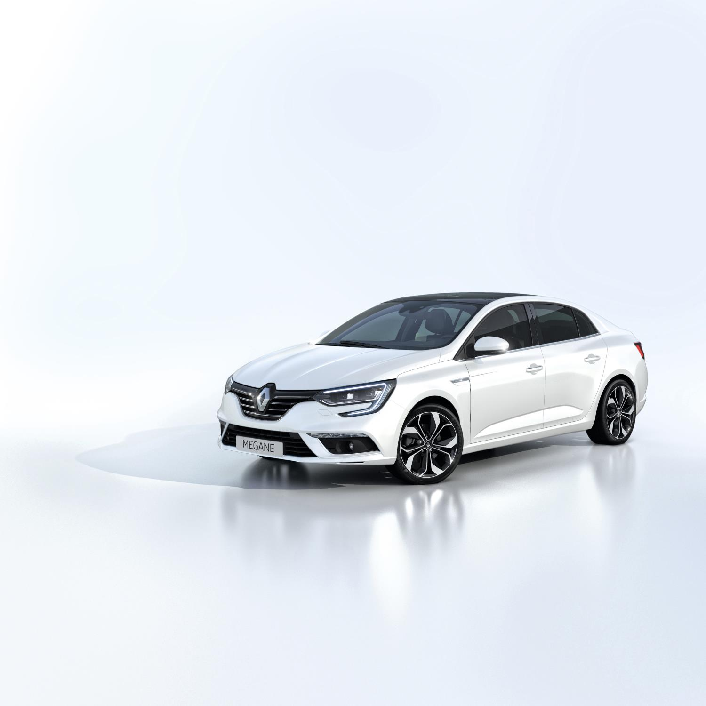 Renault Megane: 2017 Renault Megane Sedan Unveiled, It's Better Than The