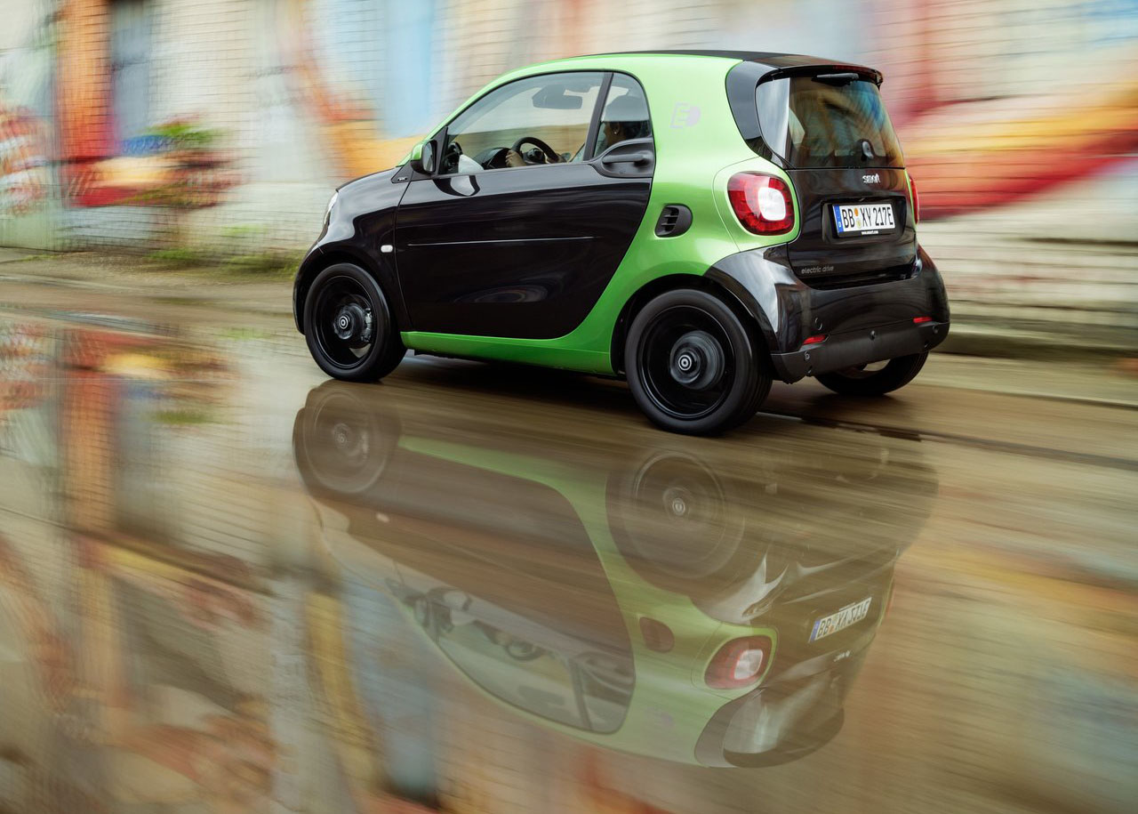 2017 Smart Fortwo Electric Drive Gets Lower U S Price Increased Range
