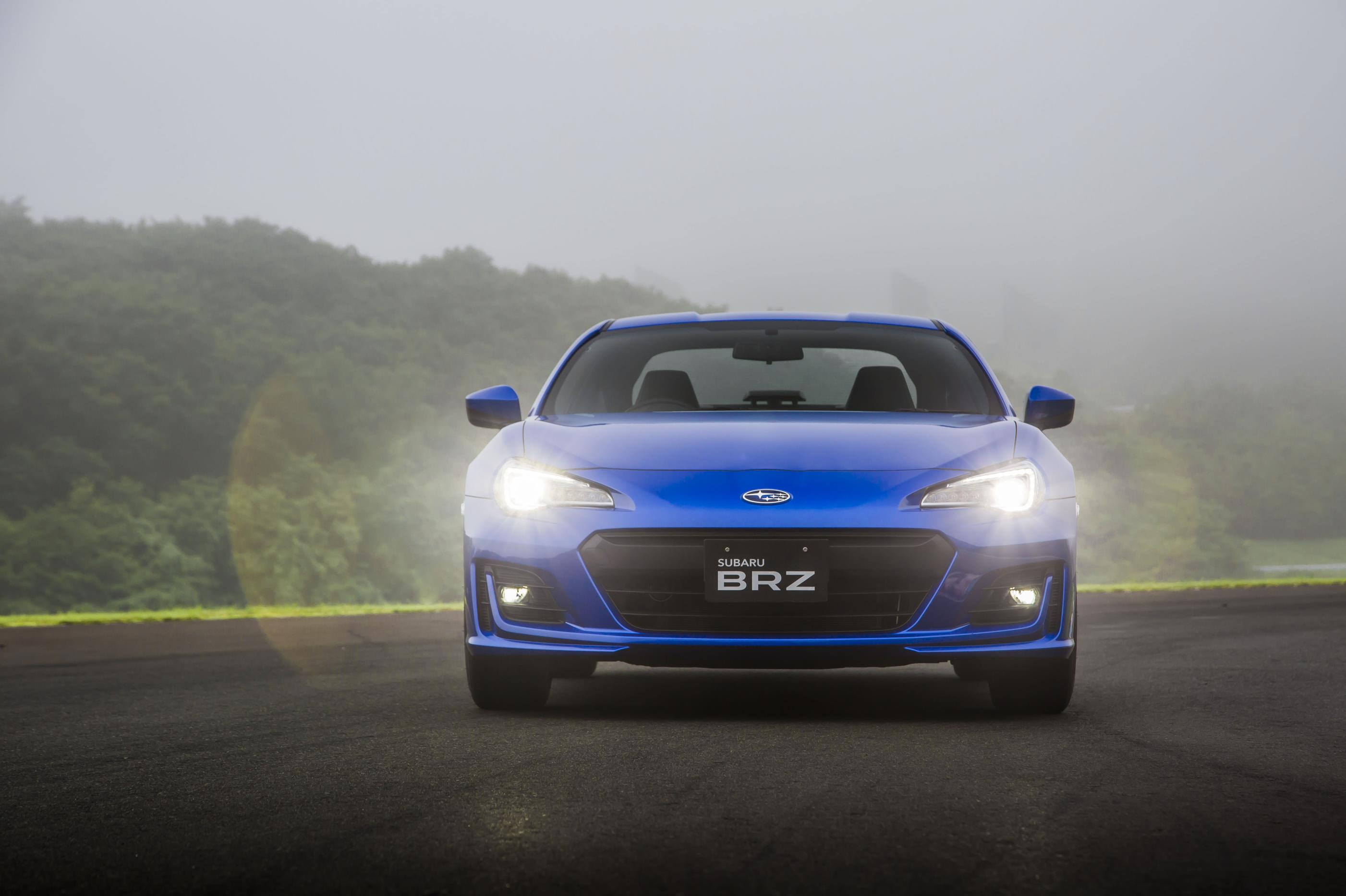 2017 Subaru BRZ Pricing Announced Limited Model Pushes $30 000