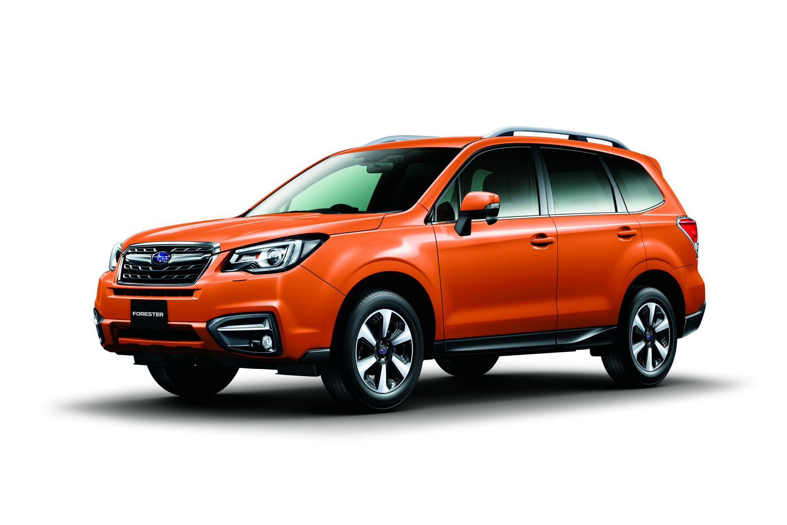 2017 subaru forester facelift revealed ahead of tokyo for Subaru forester paint job cost
