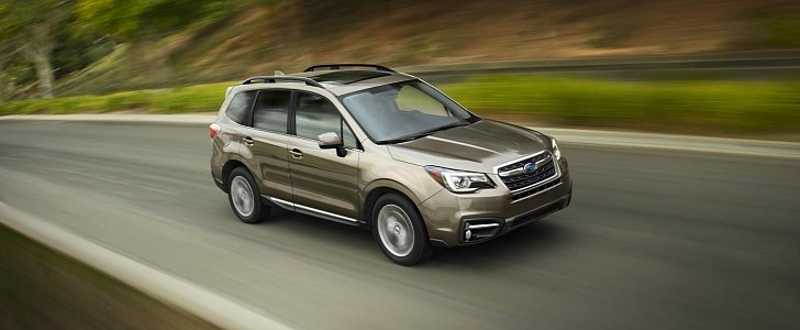 2017 Subaru Forester Unveiled, Comes with More Tech and Improved Fuel ...
