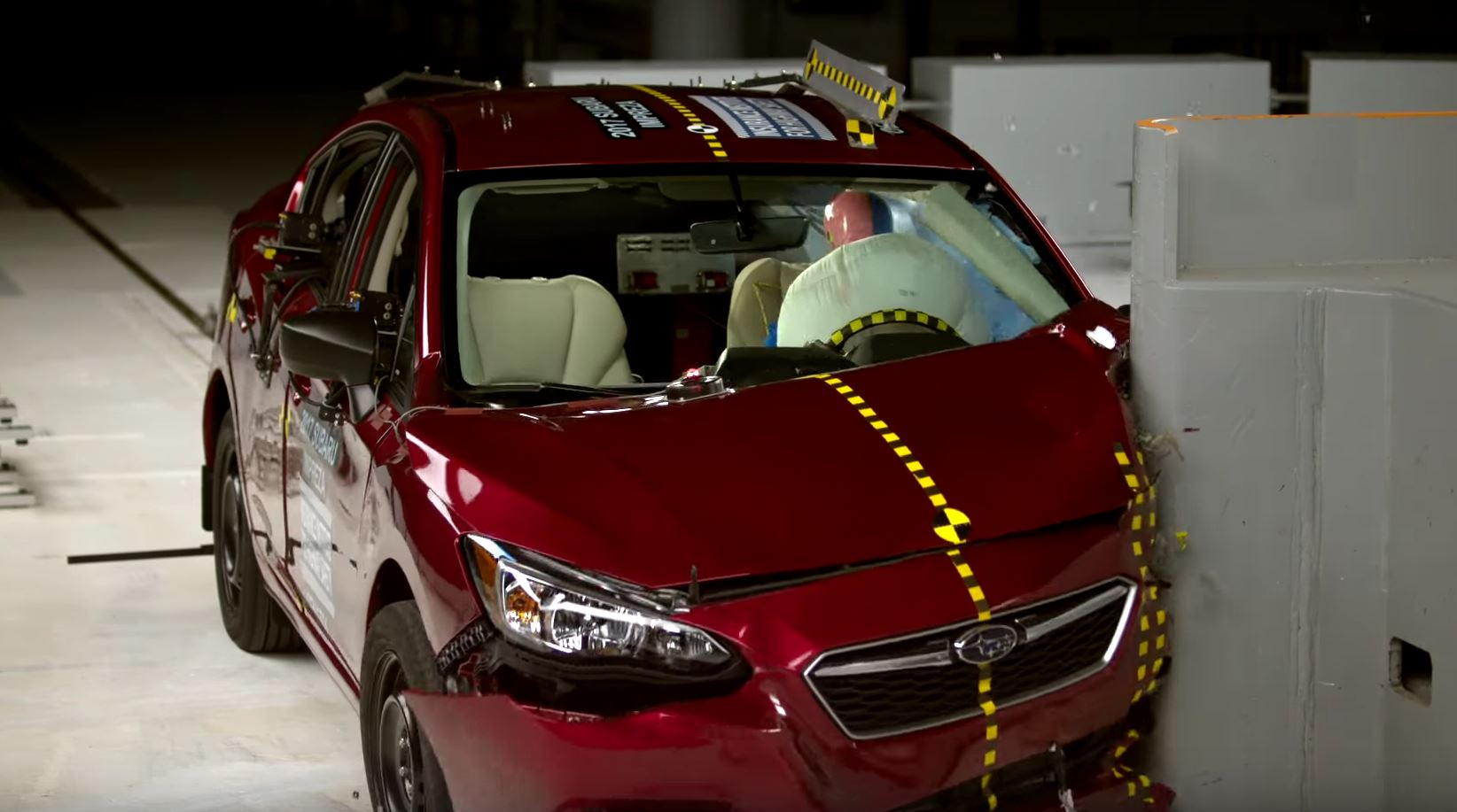2017 Subaru Impreza Gets IIHS Top Safety Pick+ Rating
