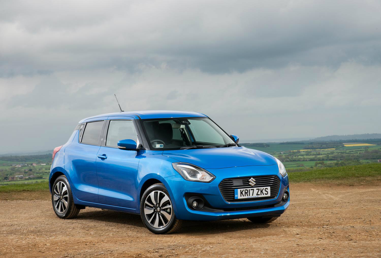 New Suzuki Swift on sale in June