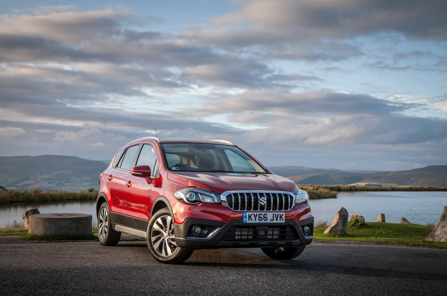 2017 suzuki sx4 s-cross facelift priced from £14,999 in the uk