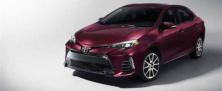 2017 Toyota Corolla 50th Anniversary Special Edition Revealed Autoevolution