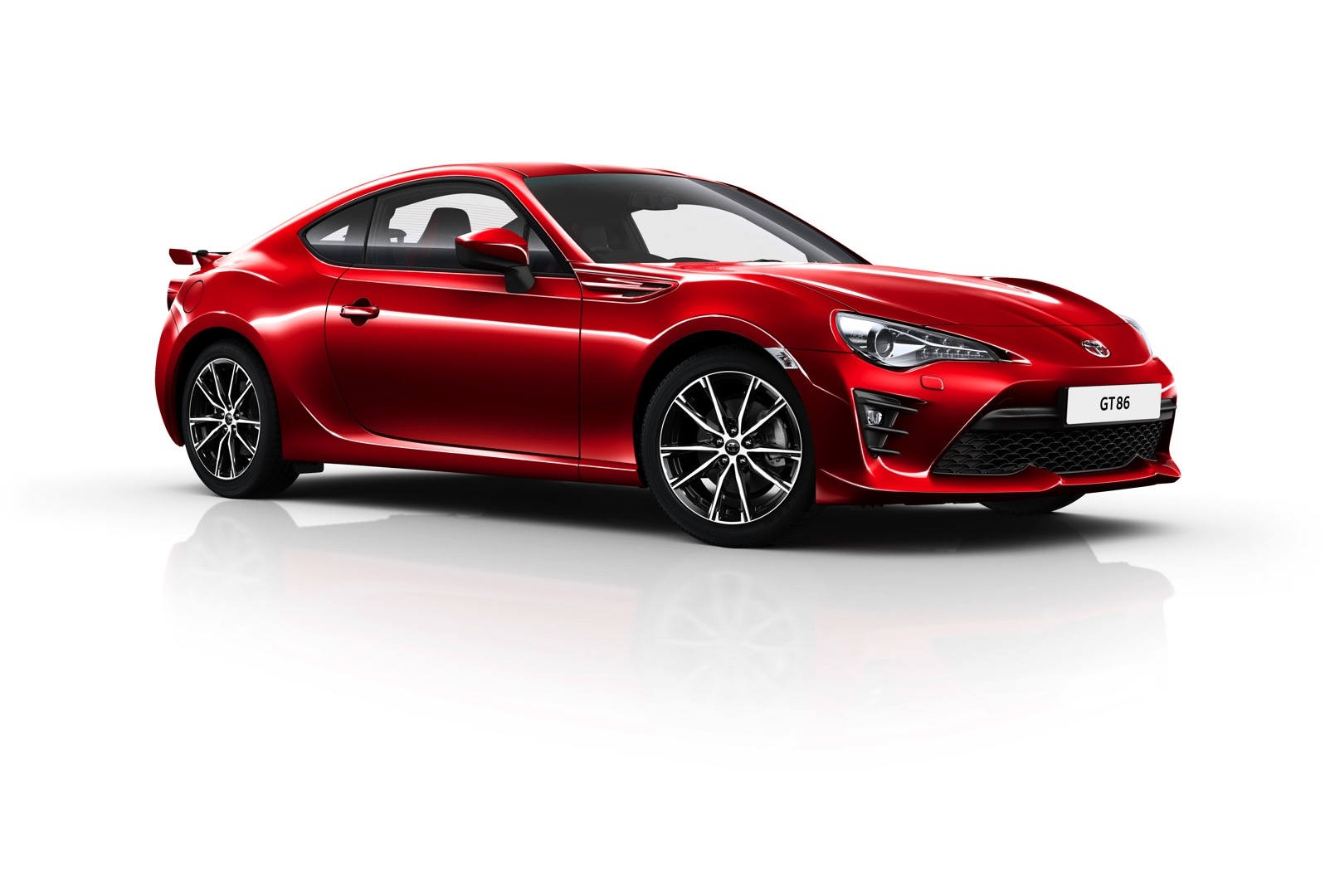 2017 Toyota GT86 Priced From £25,495 In the United Kingdom ...