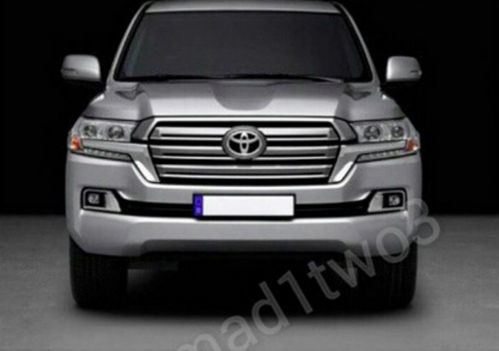 2017 toyota land cruiser facelift revealed in leaked pics autoevolution. Black Bedroom Furniture Sets. Home Design Ideas