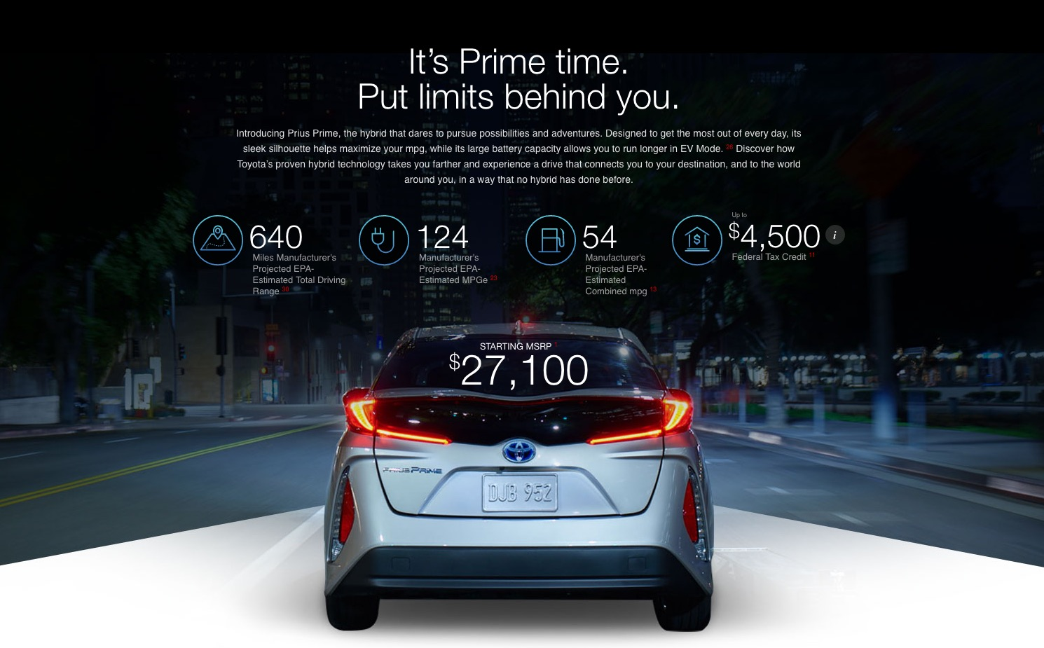 2017 toyota prius prime priced from 27 100 boasts 25 miles of ev range autoevolution. Black Bedroom Furniture Sets. Home Design Ideas