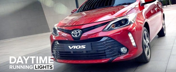 2017 toyota vios facelift revealed in thailand autoevolution. Black Bedroom Furniture Sets. Home Design Ideas