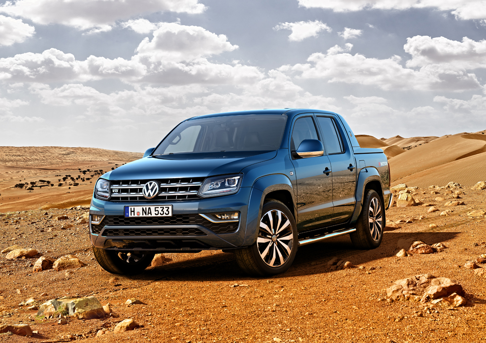 2017 Volkswagen Amarok Ditches 2 0 Tdi For 3 0 Tdi V6