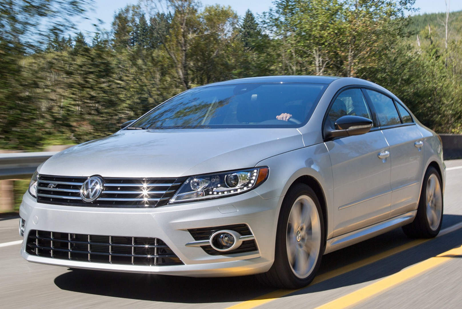 2017 Volkswagen CC Photos and Videos for the US Gone From German