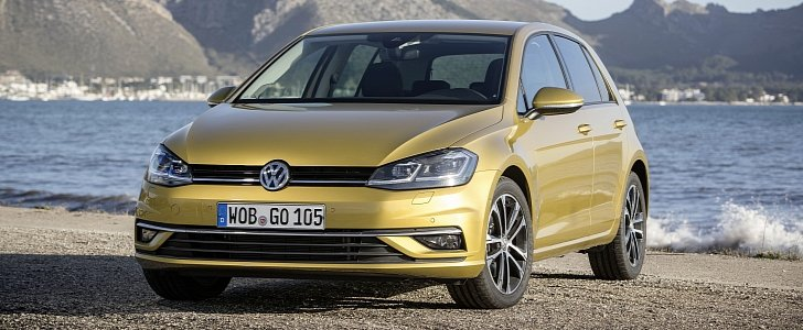 2017 Volkswagen Golf 1 5 Tsi Evo Gets Specs Sheet New Photos Autoevolution