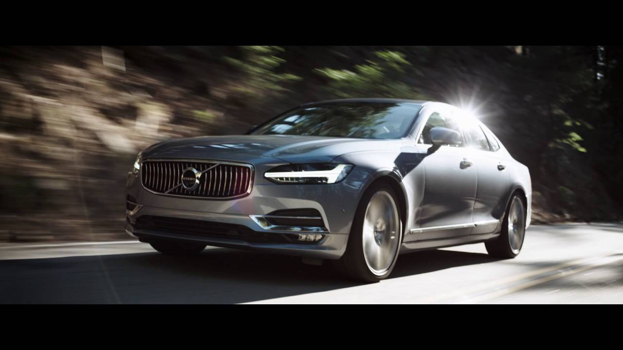 2017 Volvo S90 Ad Campaign Uses The Work Of American Poet Walt Whitman