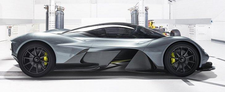 Aston Martin AMRB Hypercar To Cost Million A Pop - Aston martin price