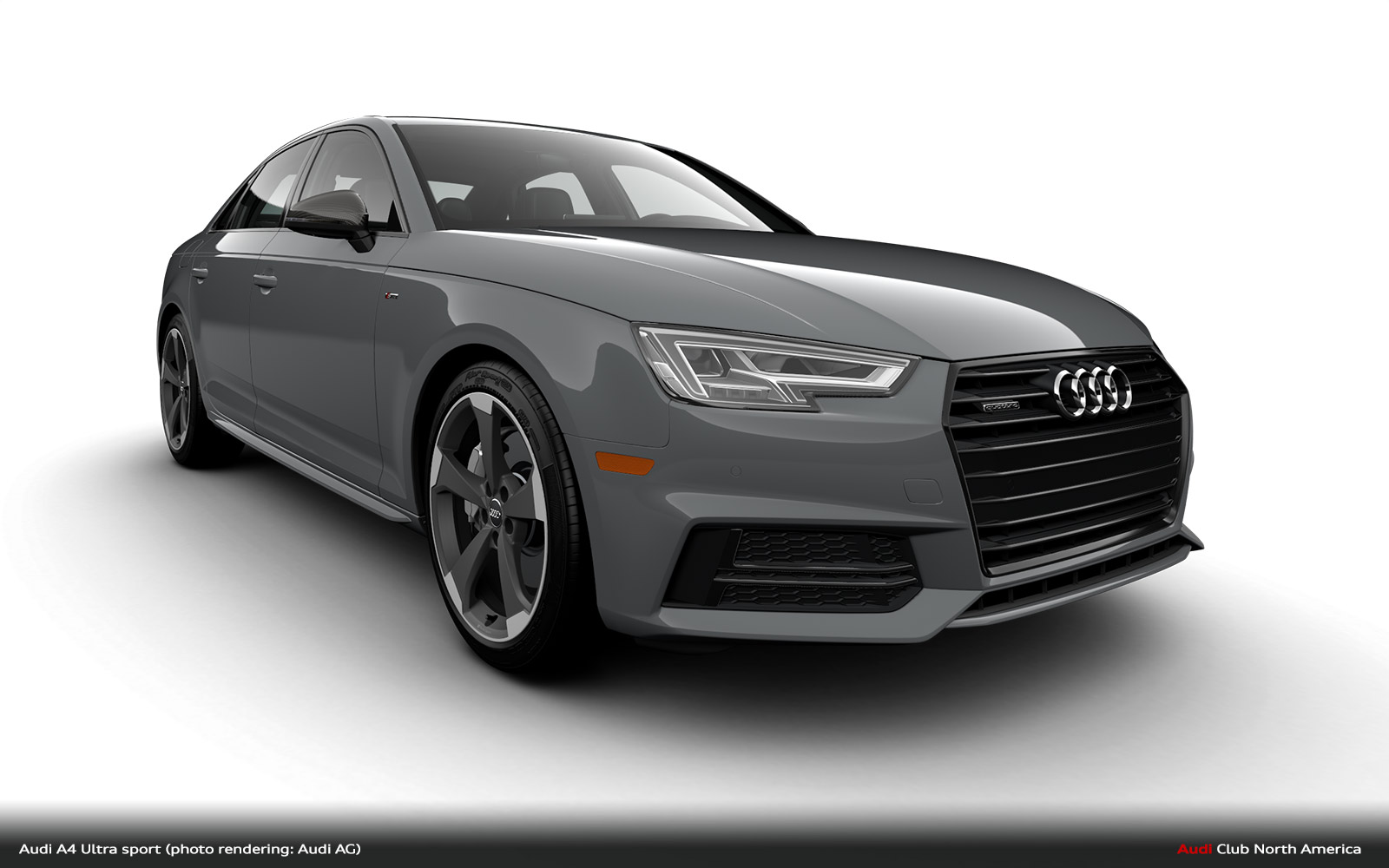 2018 audi a4 ultra sport edition limited to 40 units. Black Bedroom Furniture Sets. Home Design Ideas