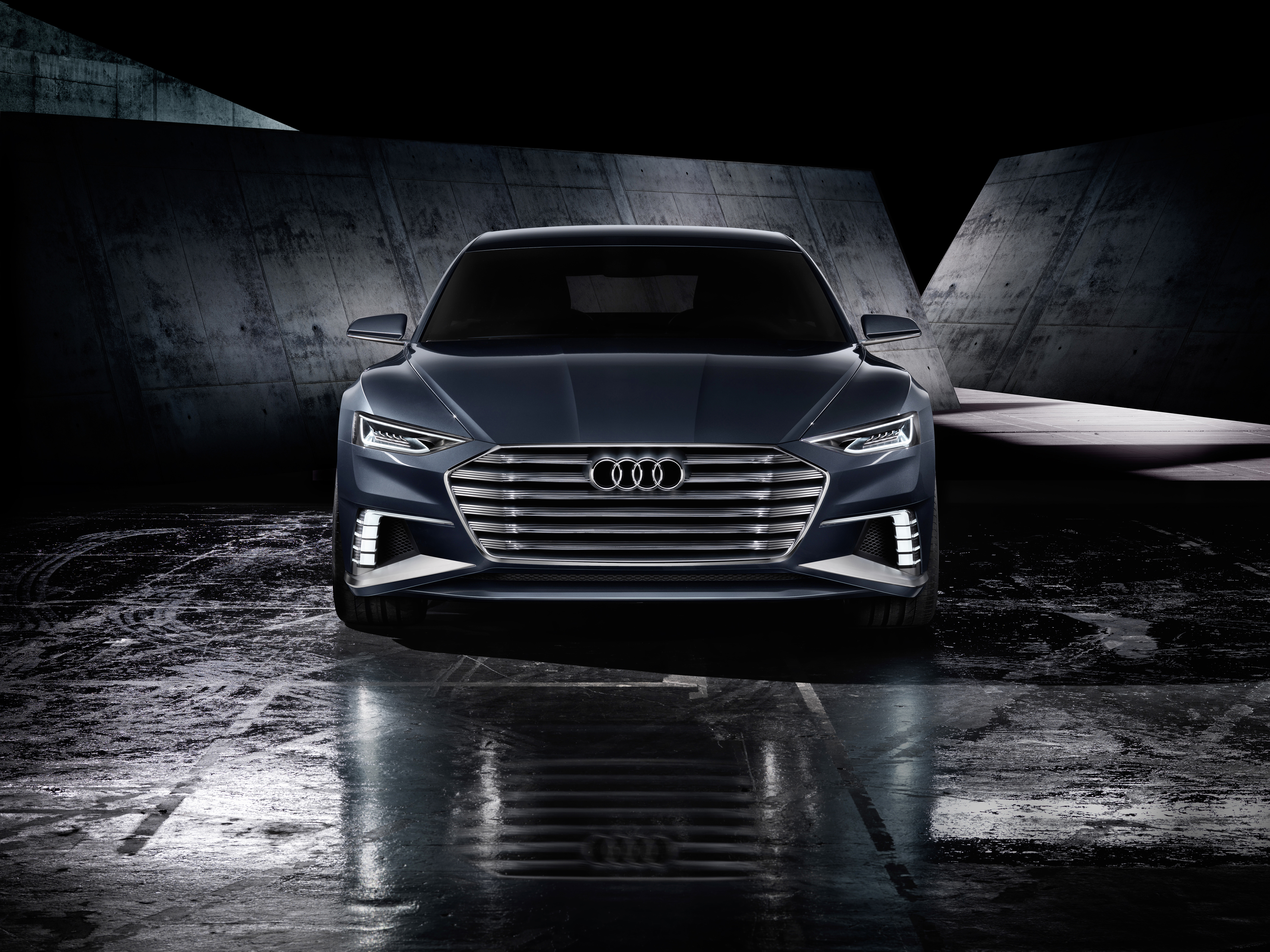 2018 Audi A8 Aims to Become World\'s First Fully Autonomous ...