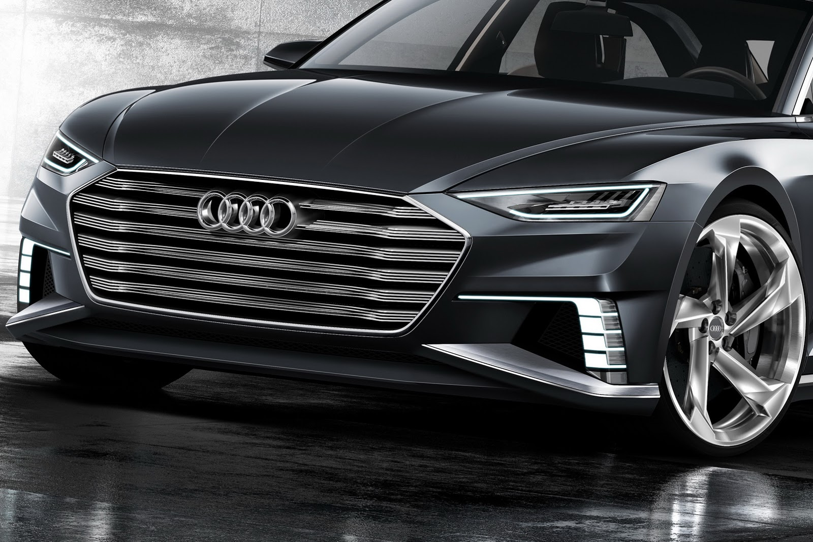 2018 audi electric car. fine electric 2015 audi prologue avant concept grille intended 2018 audi electric car