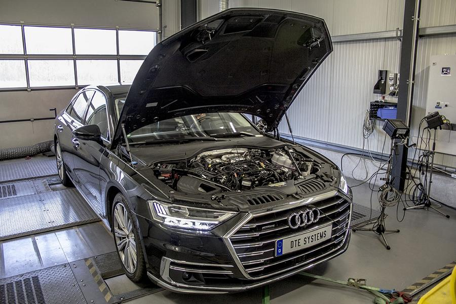 2018 audi a8 d5 first tuning takes 50 tdi to 322 hp. Black Bedroom Furniture Sets. Home Design Ideas