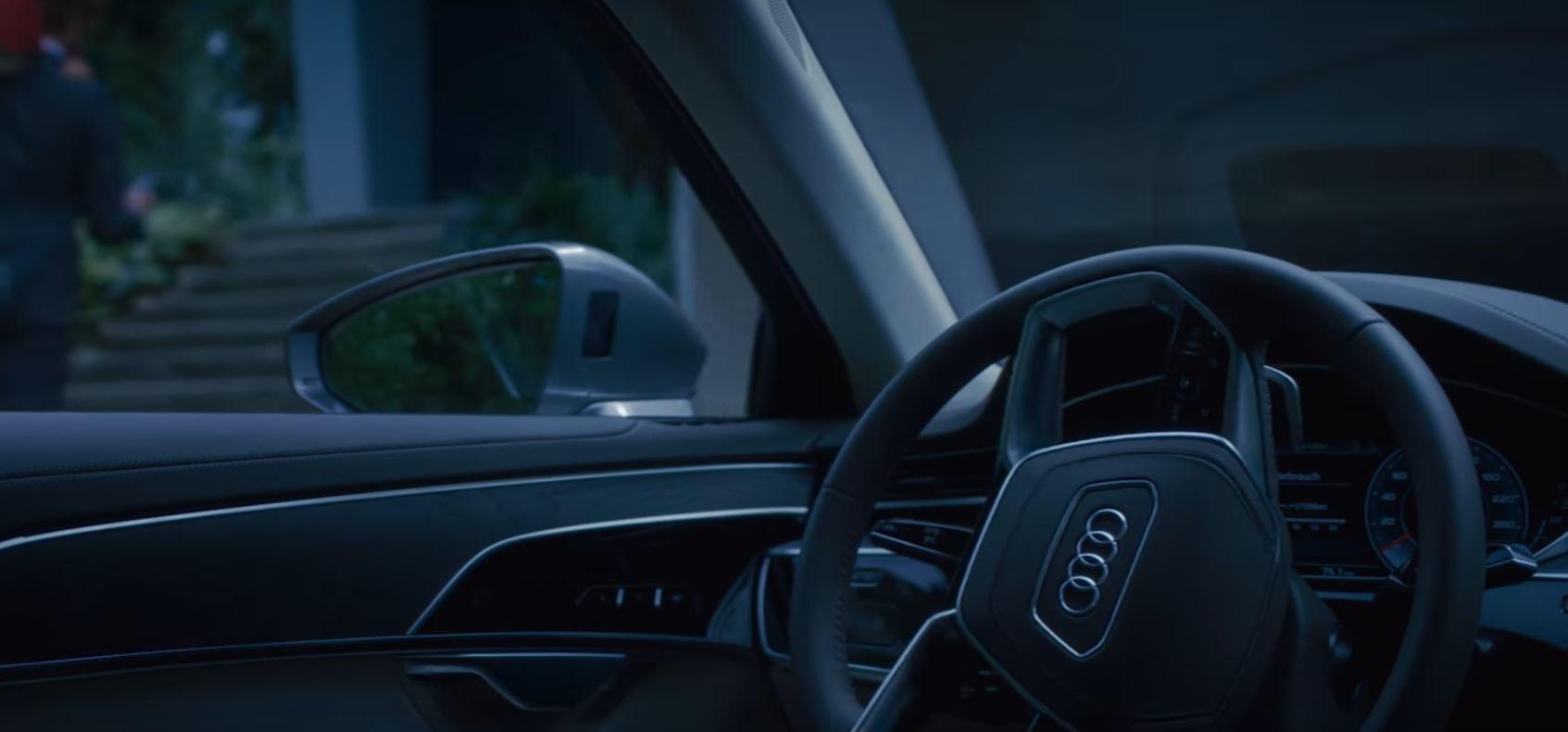Audi A PromoTeaser Shows The Car Parking Itself Autoevolution - Audi car that parks itself