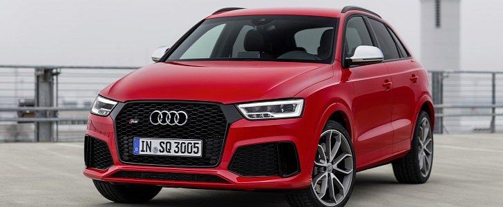 2018 Audi Q3 e-tron Could Have 250 HP, SUV Will Become Bigger - autoevolution