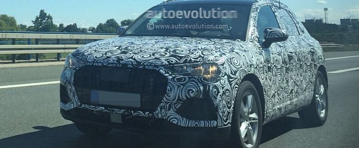 Spyshots: 2018 Audi Q3 Has Significantly Less Camo On Production-Ready Body