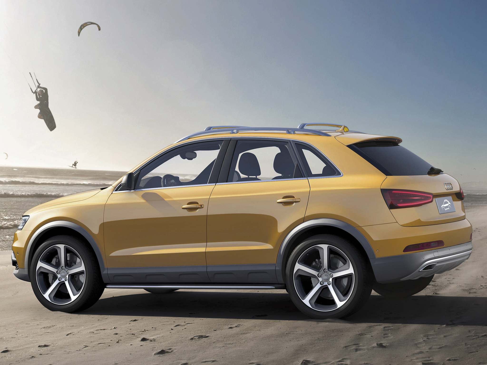 2018 audi q3 will have rs tdi version 3 cylinder engines for Quando esce la nuova audi q3 2018