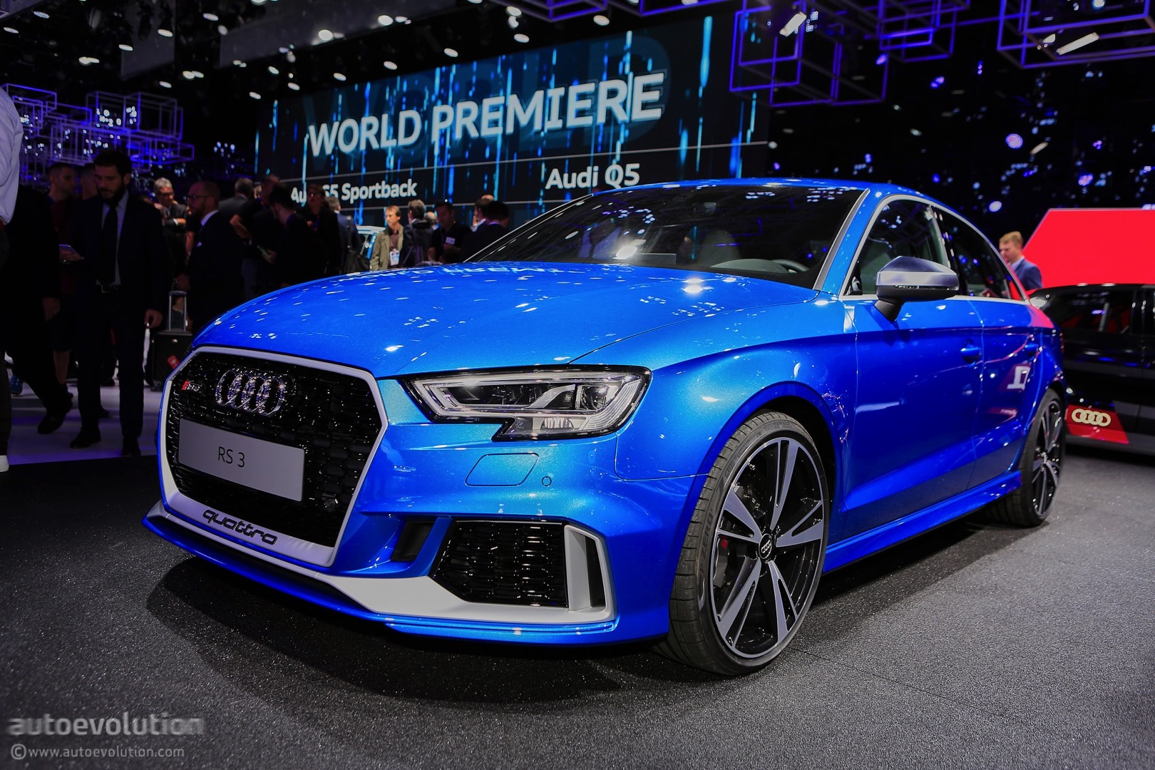 2018 Audi Rs3 Sedan Price Leaked In Canada Should Be Around