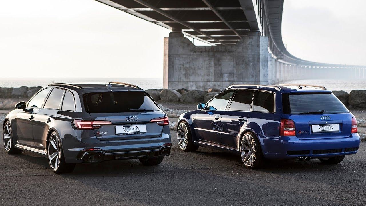 Audi RS Avant Meets RS Avant Autoevolution - Audi rs4