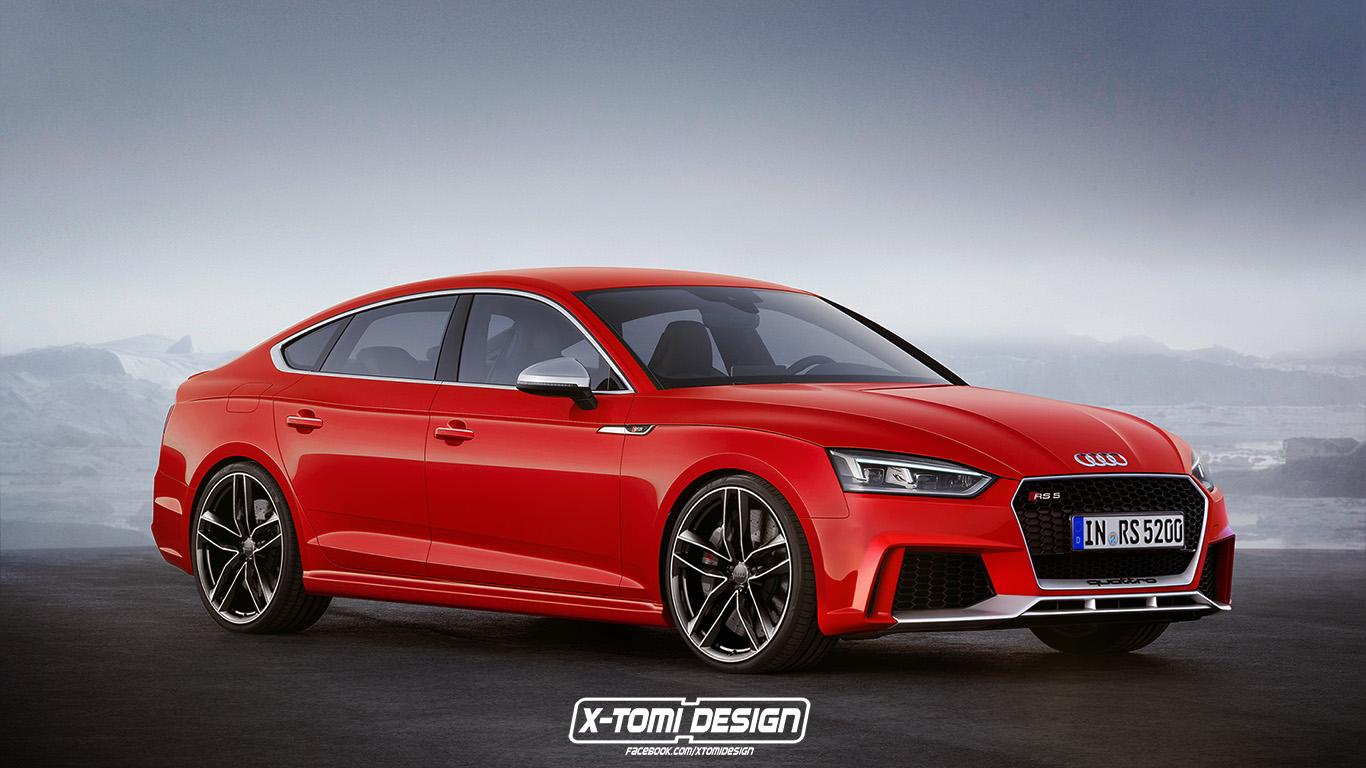 40 Photos 2017 Audi